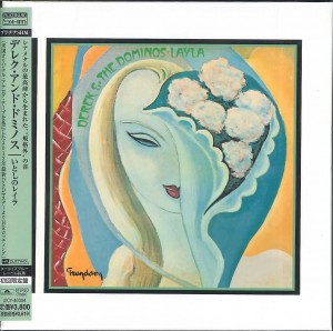 DEREK & THE DOMINOS Layla And Other Assorted Love Songs SHM CD HRcut platinium