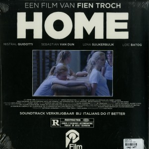 JOHNNY JEWEL Home (Fien Troch's movie OST)