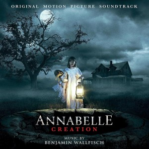 BENJAMIN WALLFISCH Annabelle: Creation (white color LP)