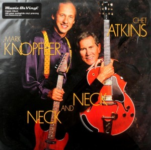 CHET ATKINS MARK KNOPFLER Neck And Neck 180g (MOVLP1094)