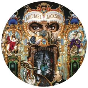 MICHAEL JACKSON Dangerous (2xLP Picture Disc)