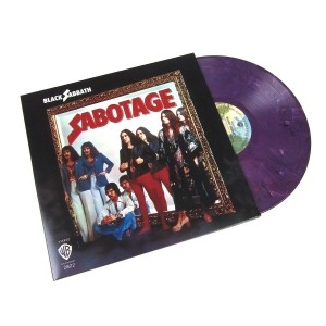 BLACK SABBATH Sabotage - 180g Purple Vinyl