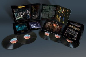 MARILLION Clutching at Straws (DELUXE 5xLP)