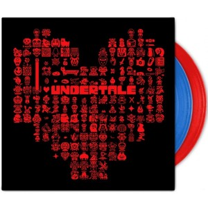 TOBY FOX Undertale Video Game Soundtrack COLORED 2LP