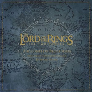 HOWARD SHORE The Lord Of The Rings: The Two Towers DWIE WIEŻE 3CD+blu-ray box with multichannel 5.1 mix
