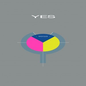 YES 90125 (Tri-Colored, Blue/Yellow/Pink Vinyl)