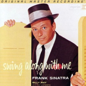FRANK SINATRA Swing Along With Me MFLS 1-344 * 180g