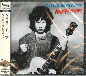 GARY MOORE Wild Frontier JAPAN SHM-CD UICY-25503