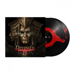 BORISLAV SLAVOV Divinity: Original Sin 2 (RED/BLACK STARBURST VINYL - VIDEO GAME SOUNDTRACK)