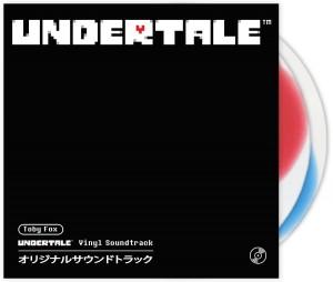 TOBY FOX Undertale 日本版 (JAPAN VERSION)