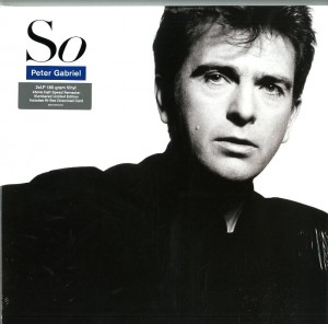 Peter Gabriel SO 3xLP 45rpm half speed remaster NUMBERED (PGLPR5X)