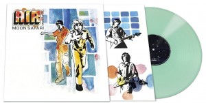 AIR Moon Safari (Phosphorescent Anniversary LP)