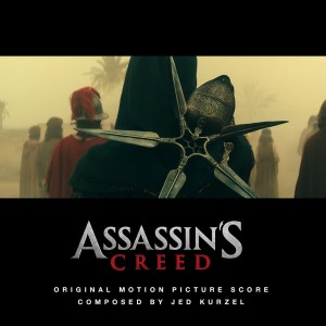 ASSASSIN'S CREED OST by Jed Kurzel 2xLP