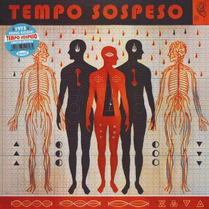 BRUNO NICOLAI Tempo Sospeso LIMITED EDITION LP