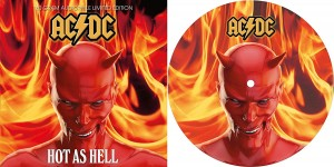 AC/DC Hot As Hell 1977-79 180g LP + PICTURE DISC
