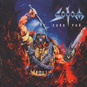 SODOM Code Red (limited black vinyl)