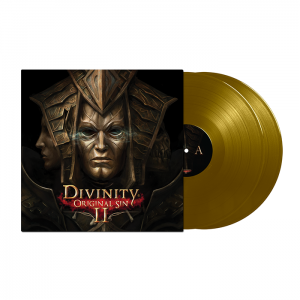 BORISLAV SLAVOV Divinity: Original Sin 2 (GOLD VINYL - VIDEO GAME SOUNDTRACK)