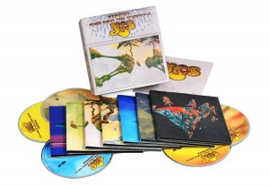 YES Progeny: Seven Shows JAPAN 14xSHM CD deluxe BOX