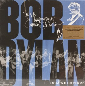 BOB DYLAN 30th Anniversary Celebration Concert 180g 4xLP DELUXE BOX