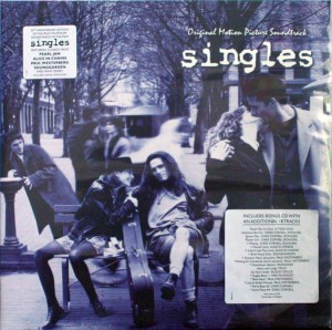 SINGLES (Samotnicy) - 2xLP+CD OST 25th Anniversary Edition