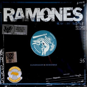 RSD18 RAMONES Sundragon Sessions (numbered LP)