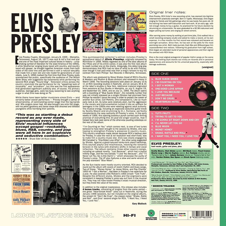 Elvis News 2019