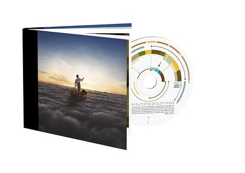 PINK FLOYD The Endless River CD JAPAN (SICP-4444)