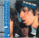 THE ROLLING STONES Black And Blue SHM CD miniLP
