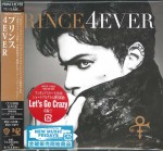 4EVER Prince - JAPAN 2xCD Greatest Hits (WPCR-17586)