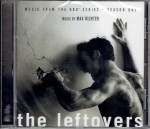 MAX RICHTER The Leftovers (HBO Series OST) CD  (SILCD-1485)