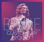 DAVID BOWIE Glastonbury 2000 3xLP
