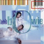 DAVID BOWIE Hours (180g TRANSLUCENT BLUE & GOLD SWIRL VINYL)