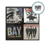 Epitaph Records (4x SINGLES FOR RSD3 MINI TURNTABLE)