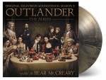 BEAR MCCREARY Outlander SEASON 2 (COLOR VINYL)