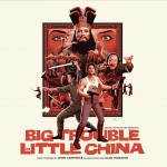 JOHN CARPENTER Big Trouble In Little China (MOND-124)
