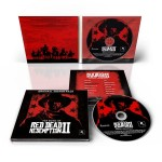 Music of Red Dead Redemption II (CD)