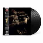 CAPCOM SOUND TEAM Resident Evil 4 (4xLP)