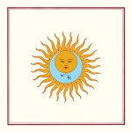 KING CRIMSON Larks Tongues In Aspic (Alternative Mix) 200g LP