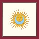 KING CRIMSON Larks Tongues In Aspic (40th Anniversary) 200g LP