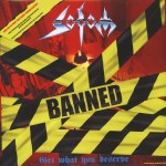 SODOM Get What You Deserve - 2xLP 2017