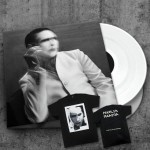 MARILYN MANSON Pale Emperor DELUXE WHITE double-LP + t-shirt