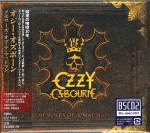 OZZY OSBOURNE Memoirs Of Madman JAPAN Blu-spec CD2  EICP-30044