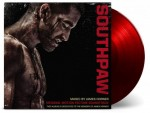 James Horner OST Southpaw RED LP