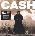 JOHNNY CASH American Recordings LP 180g