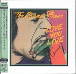 THE ROLLING STONES Love You Live SHM CD HRcut platinium