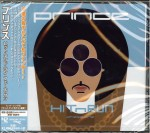PRINCE Hitnrun Phase One JAPAN CD UICD-6218