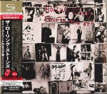 ROLLING STONES Exile On Main St. 2xSHM-CD JAPAN DELUXE EDITION UICY-1478