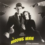 Alfred Hitchcock The Wrong Man OST by Bernard Herrmann