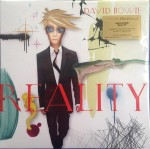 DAVID BOWIE Reality (MOVLP875) 180g LP
