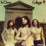 LE ORME Collage - LP LIMITED TRASPARENT VINYL 180g